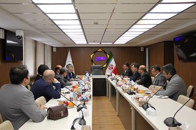 Joint Meeting of IME and Iran-Iraq Joint Chamber of Commerce