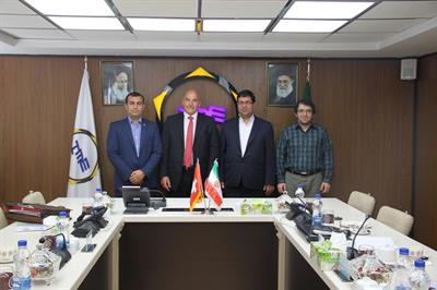 In His Visit to IME, Ambassador of Switzerland to Iran, H.E. Julio Haas, Welcomed Interexchange Transactions