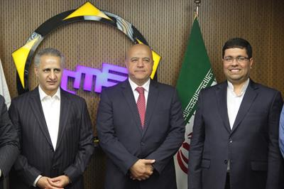 Signing MoU between Basra Chamber of Commerce and Iran Mercantile Exchange